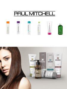 Paul Mitchell, Kitoko og mange andre hårprodukter